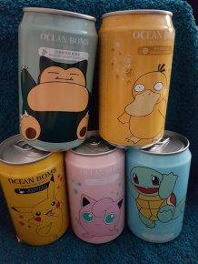 Pokémon Soda Dosen!